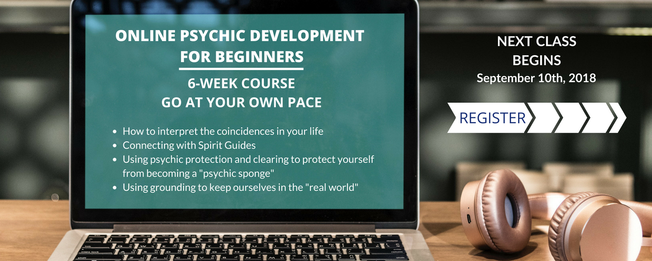 Online Psychic Development for Beginners