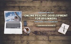 Online Psychic Development for Beginners @ Online