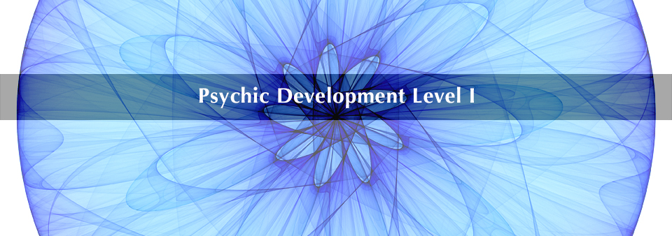 Online Psychic Development begins Monday, September 14
