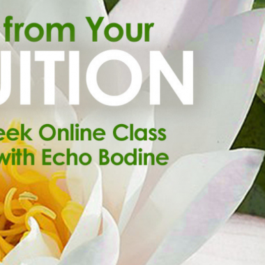 Echo Living from Your Intuition