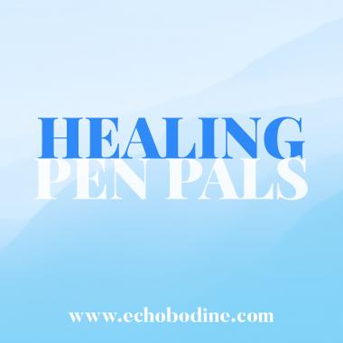healing pen pals