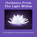 Guidance from the light within