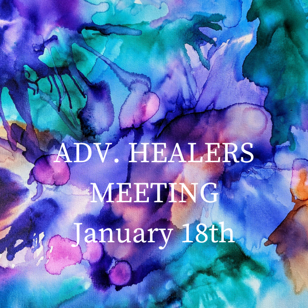 Advanced Healers Meeting